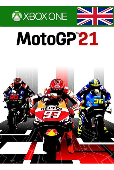 MotoGP 21 (UK) (Xbox One)