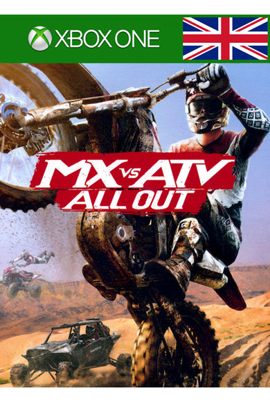 MX vs ATV All Out (UK) (Xbox One)