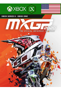 MXGP 2020 - The Official Motocross Videogame (USA) (Xbox One / Series X)