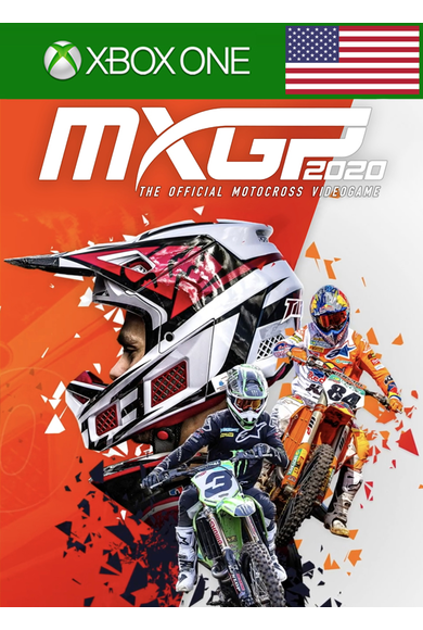 MXGP 2020 - The Official Motocross Videogame (USA) (Xbox One)