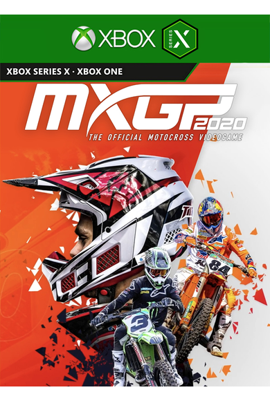MXGP 2020 - The Official Motocross Videogame (Xbox One / Series X)
