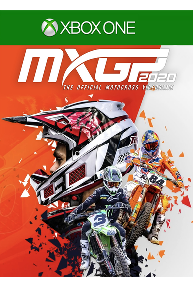 MXGP 2020 - The Official Motocross Videogame (Xbox One)
