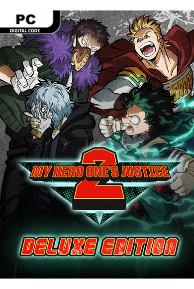 My Hero One's Justice 2 (Deluxe Edition)