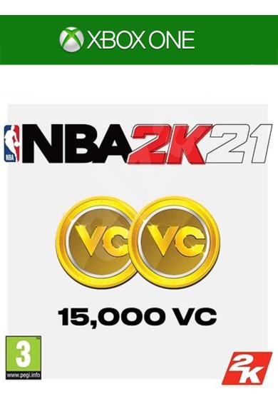 NBA 2K21 - 15000 VC (Xbox One)