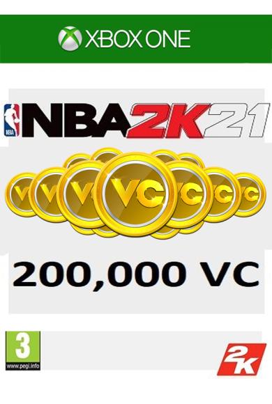 NBA 2K21 - 200000 VC (Xbox One)
