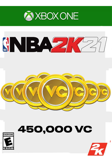 NBA 2K21 - 450000 VC (Xbox One)