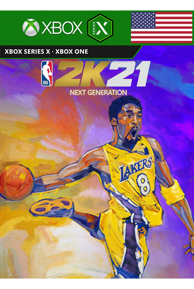 NBA 2K21 Next Generation (USA) (Xbox Series X)