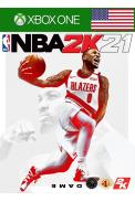 NBA 2K21 (USA) (Xbox One)