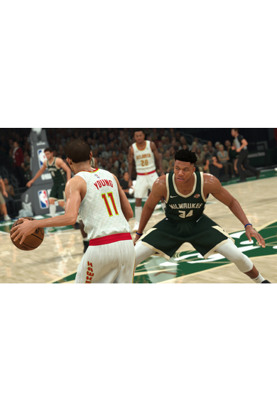 NBA 2K21 (UK) (Xbox One)