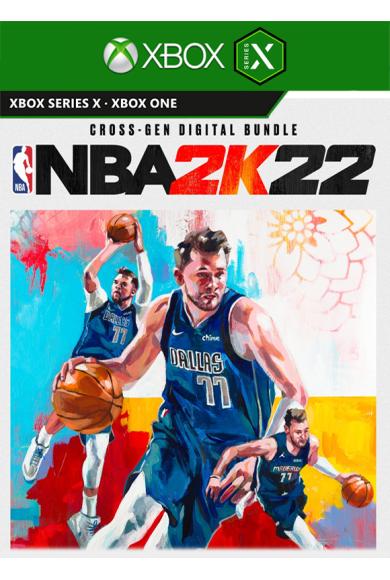 NBA 2K22 Cross-Gen Digital Bundle (Xbox One / Series X|S)