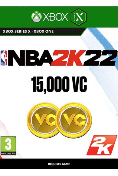 NBA 2K22 15000 VC (Xbox One / Series X S)