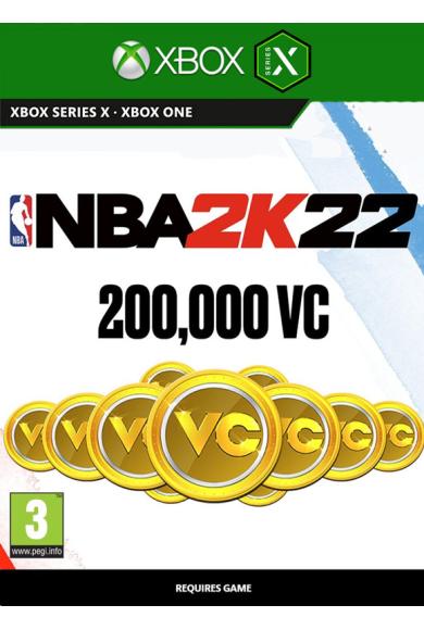NBA 2K22 200000 VC (Xbox One / Series X|S)