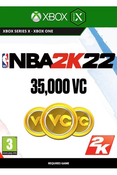 NBA 2K22 35000 VC (Xbox One / Series X|S)