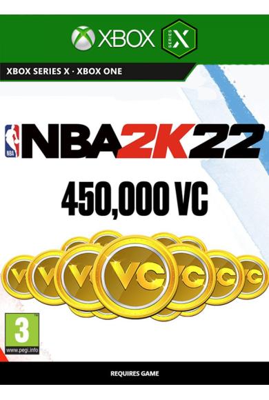 NBA 2K22 450000 VC (Xbox One / Series X|S)