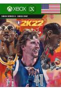 NBA 2K22: NBA 75th Anniversary Edition (USA) (Xbox One / Series X|S)