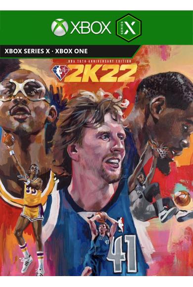 NBA 2K22: NBA 75th Anniversary Edition (Xbox One / Series X|S)