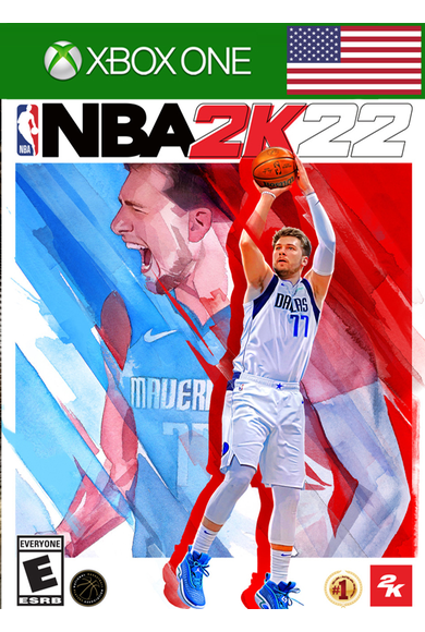 NBA 2K22 (USA) (Xbox One)
