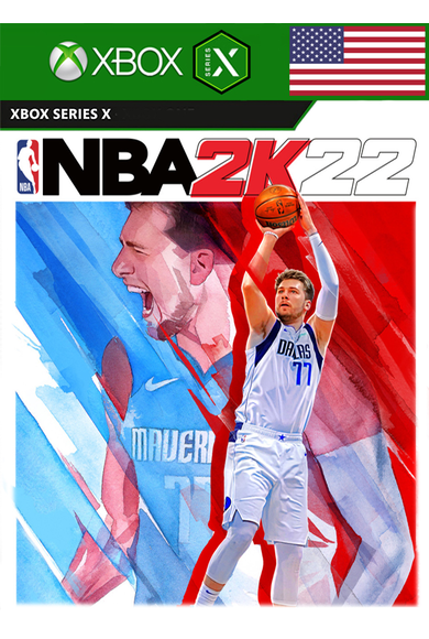 NBA 2K22 (USA) (Xbox Series X|S)
