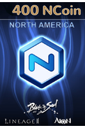 NCSoft NCoin Card 400 (NORTH AMERICA)