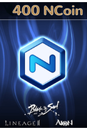 NCSoft NCoin Card 400