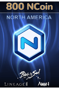 NCSoft NCoin Card 800 (NORTH AMERICA)