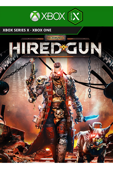 Necromunda: Hired Gun (Xbox One / Series X|S)