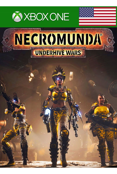 Necromunda: Underhive Wars (USA) (Xbox One)