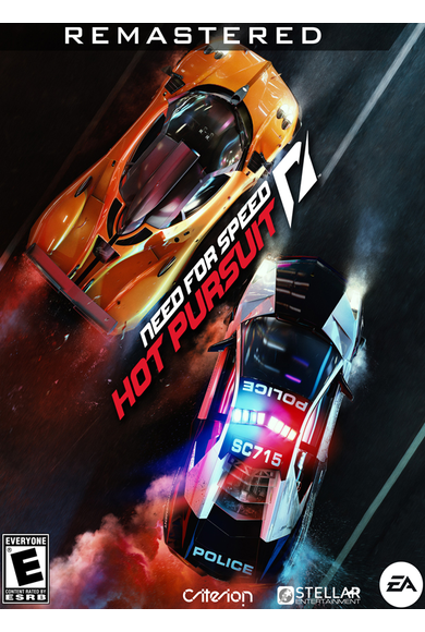 Need for Speed Hot Pursuit Remastered (ENG/PL)