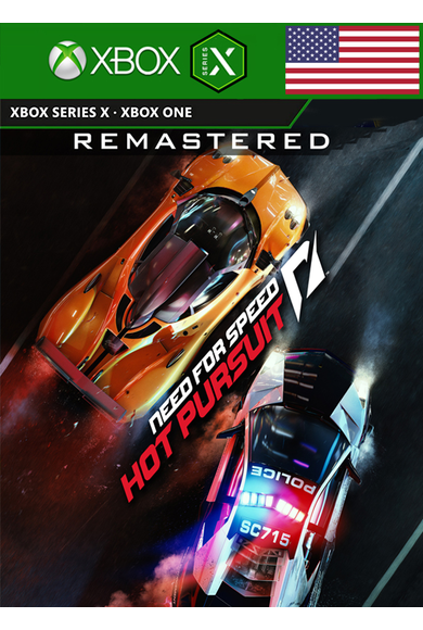 Need for Speed Hot Pursuit Remastered (USA) (Xbox One / Series X|S)