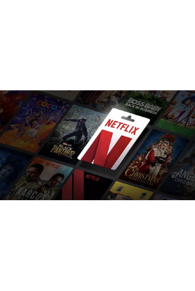 Netflix Gift Card $30 (USD) (USA)