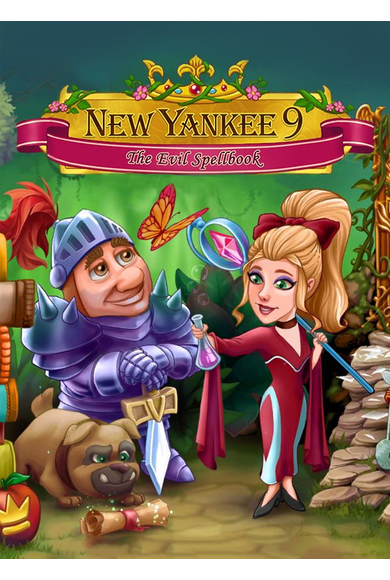 New Yankee 9: The Evil Spellbook