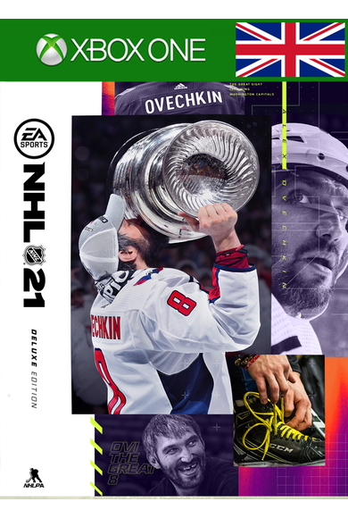 NHL 21 Deluxe Edition (UK) (Xbox One)