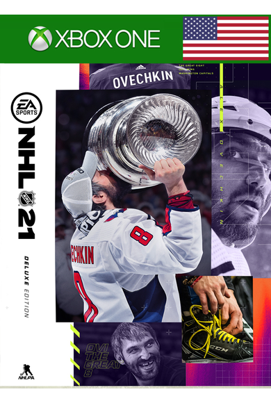 NHL 21 Deluxe Edition (USA) (Xbox One)