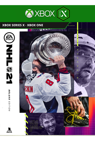 NHL 21 - Deluxe Edition (Xbox One / Series X)