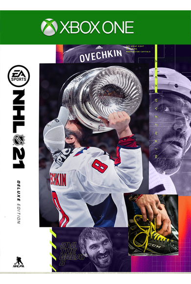 NHL 21 Deluxe Edition (Xbox One)