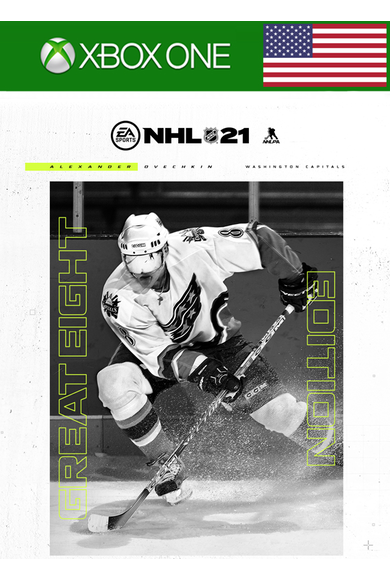 NHL 21 - Great Eight Edition (USA) (Xbox One)