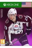 NHL 21 (USA) (Xbox One)