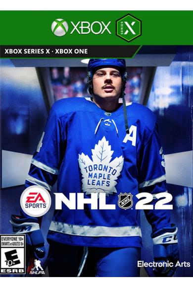 NHL 22 (Xbox One / Series X|S)