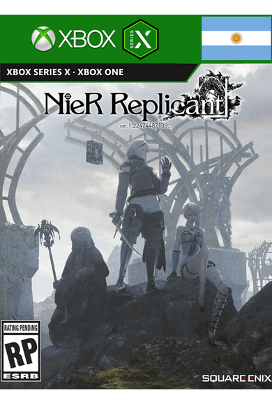NieR Replicant ver.1.22474487139... (Argentina) (Xbox One / Series X|S)