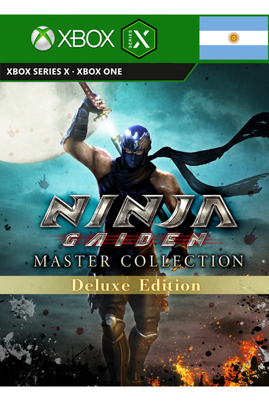 Ninja Gaiden: Master Collection - Deluxe Edition (Argentina) (Xbox One / Series X S)