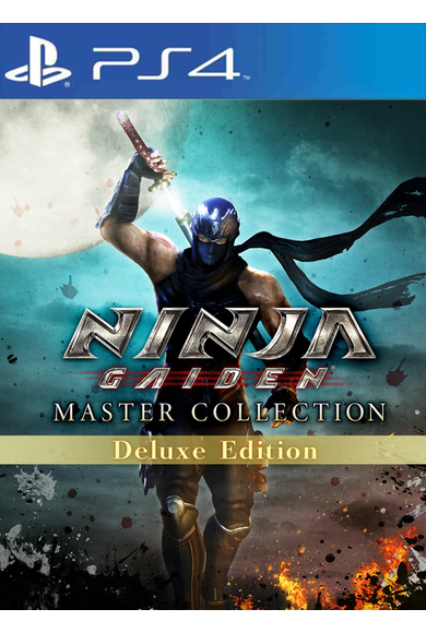 Ninja Gaiden: Master Collection - Deluxe Edition (PS4)