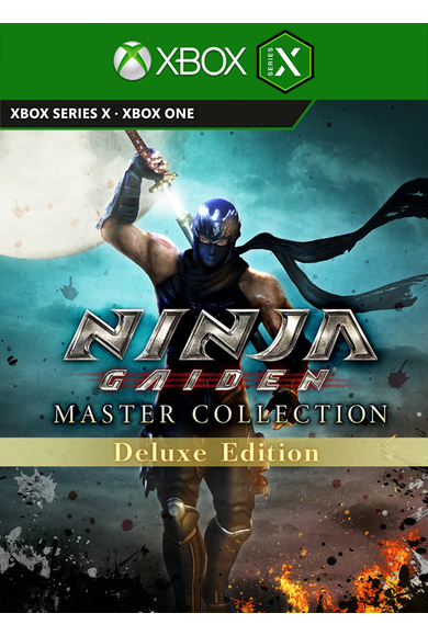 Ninja Gaiden: Master Collection - Deluxe Edition (Xbox One / Series X|S)