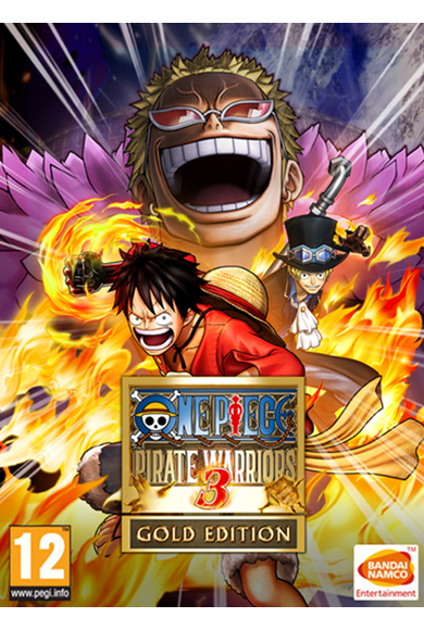 One Piece Pirate Warriors 3 (Gold Edition)