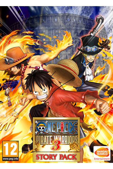 One Piece Pirate Warriors 3 Story Pack (DLC)