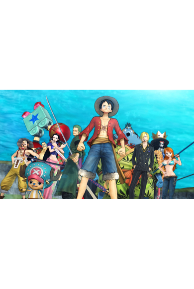 One Piece Pirate Warriors 3 (DLC) Pack 2