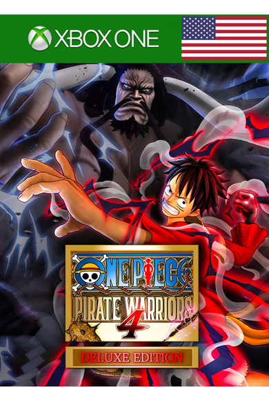 One Piece: Pirate Warriors 4 - Deluxe Edition (USA) (Xbox One)
