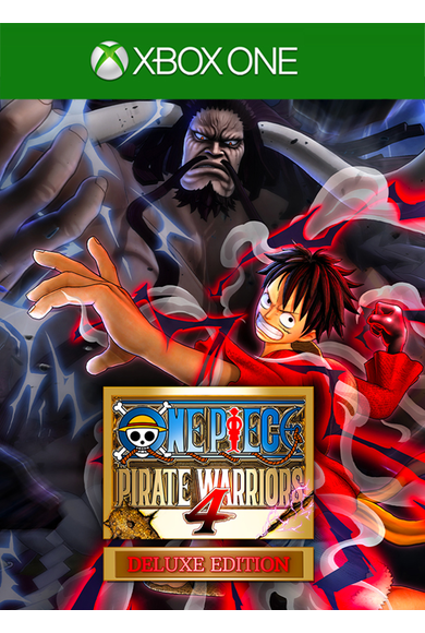 One Piece: Pirate Warriors 4 - Deluxe Edition (Xbox One)
