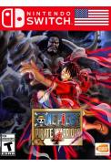 One Piece: Pirate Warriors 4 (USA) (Switch)