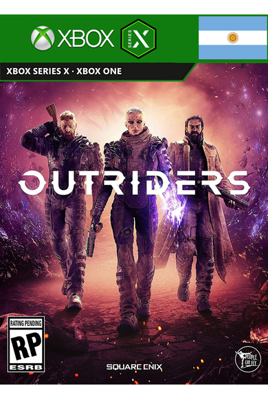 Outriders (Argentina) (Xbox One / Series X|S)