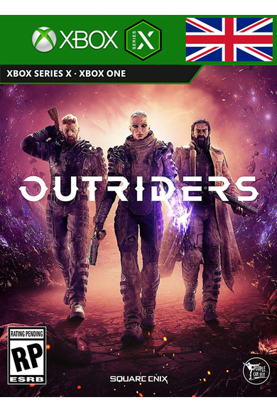 Outriders (UK) (Xbox One / Series X|S)